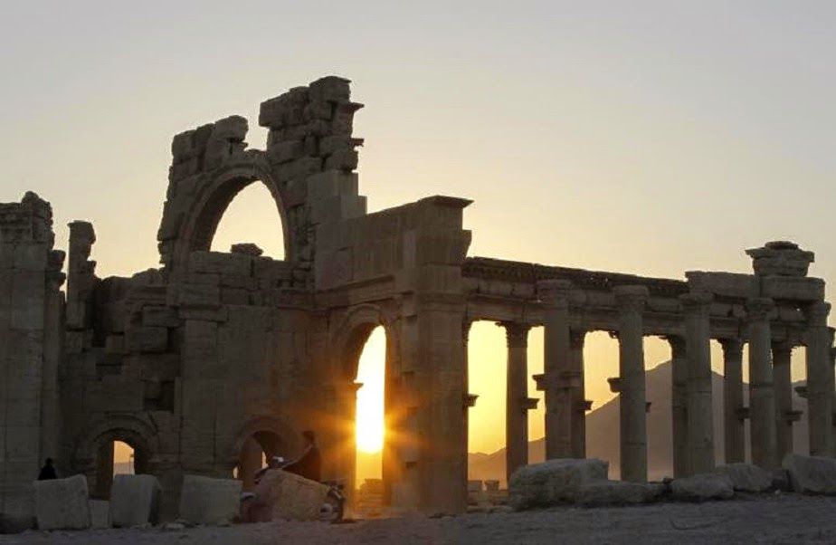 Near East: ISIS antiquities trade stretches to Europe, USA