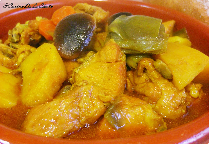 Pollo de Campo Cocina de La Chata