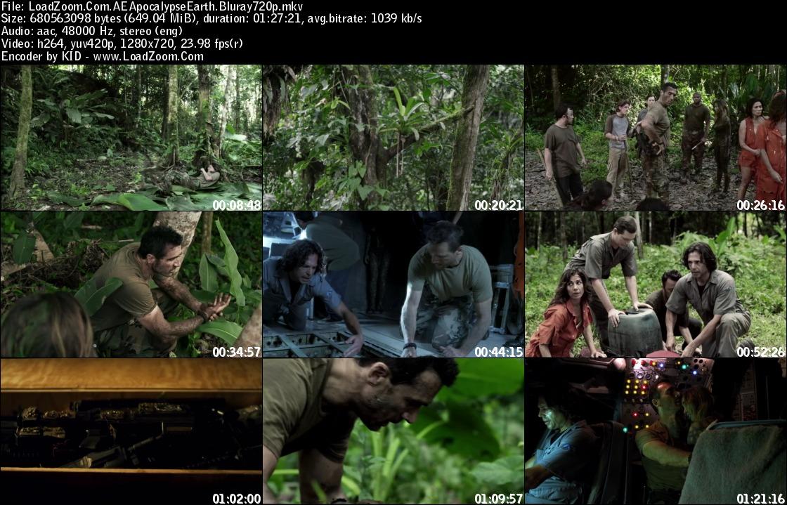 movie screenshot of AE Apocalypse Earth fdmovie.com