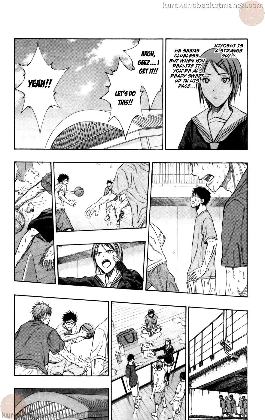 Kuroko no Basket Manga Chapter 97 - Image 14