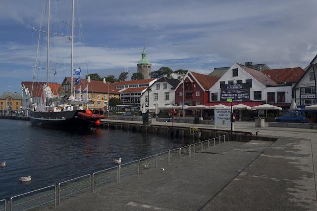 Muelle de Stavanger
