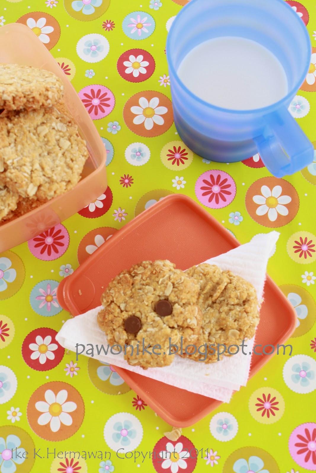 Resep Masak Sehari Hari ANZAC Biscuits
