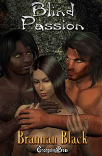 Blind Passion by Brannan Black
