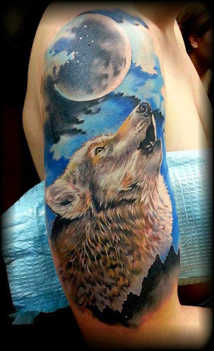 c68c11a94 50 Best Wolf Tattoos Designs and Ideas