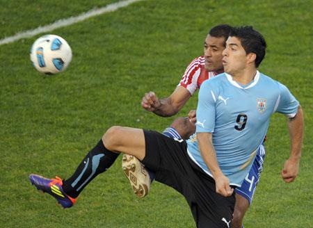 Suarez, Uruguay - Paraguay