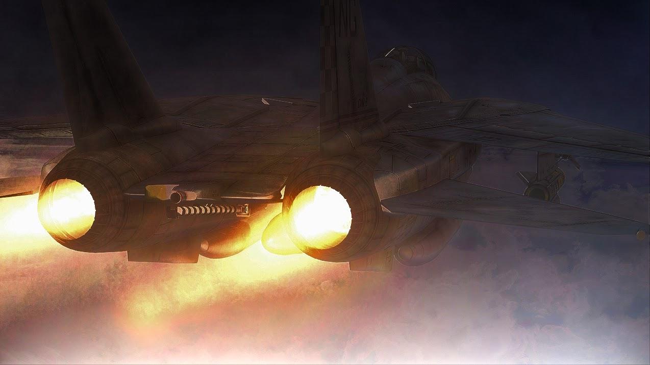 FSX Grumman F-14A Tomcat