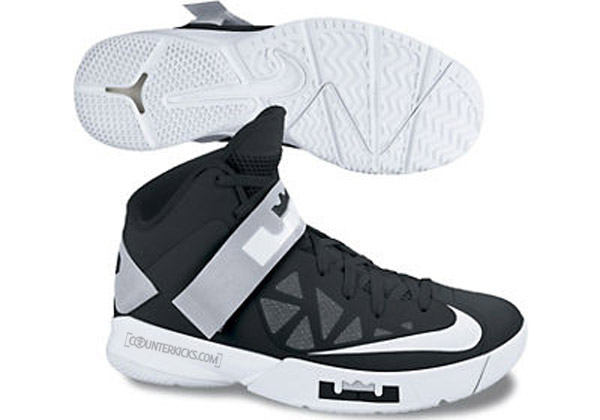 2ad288c39db Nike Zoom LeBron Soldier VI 6 8211 Team Banks Fall 2012 ...