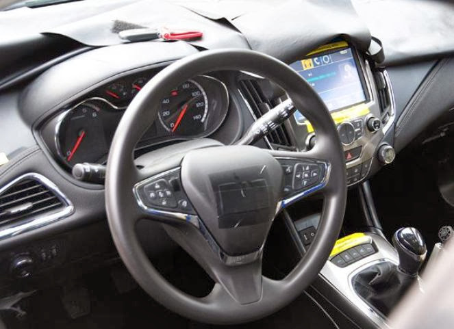 What Does 2015 Chevrolet Cruze Look Like?