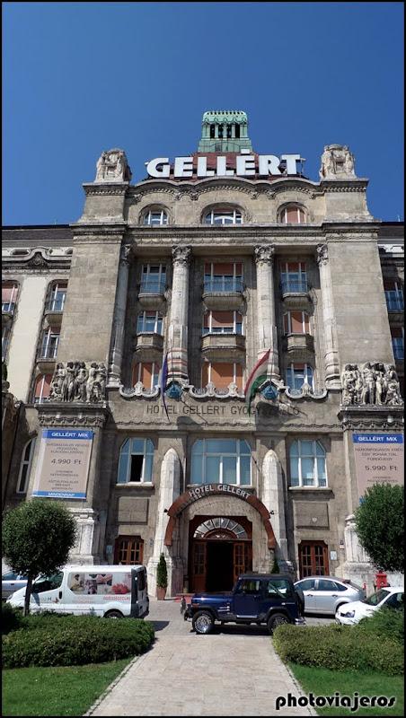 Balneario Gellert