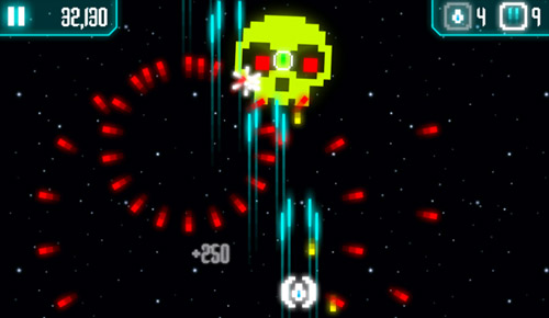 Cosmos vs Invaders: Game mới của DivMob 6