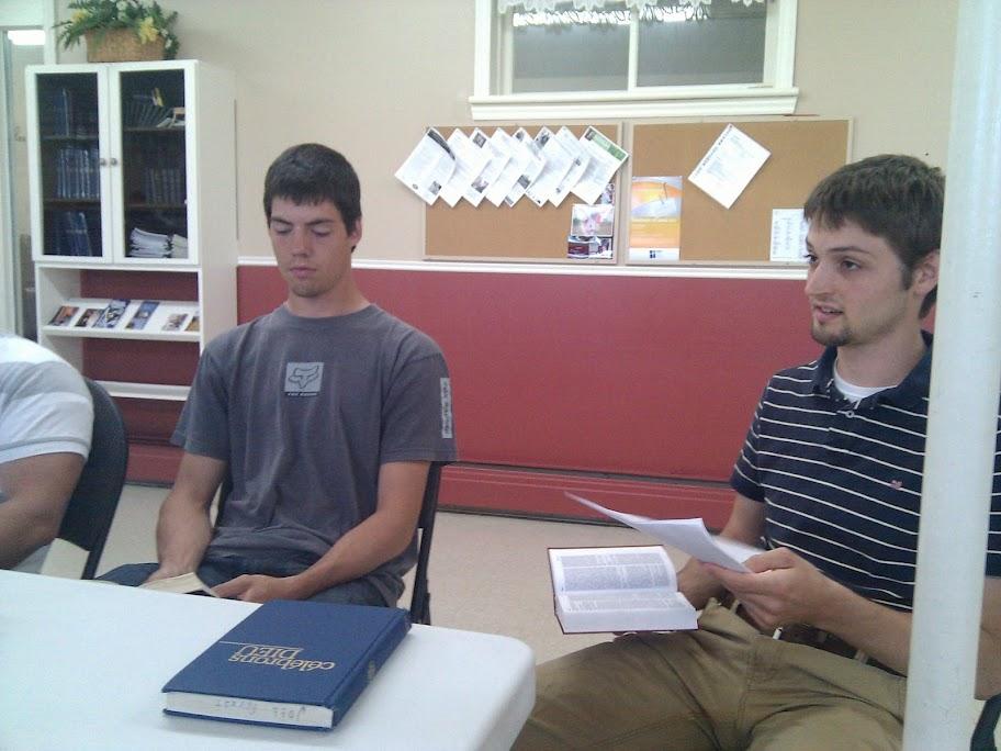 Brandon Teaching