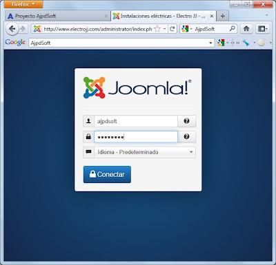 Instalar y cambiar plantilla en Joomla! 3