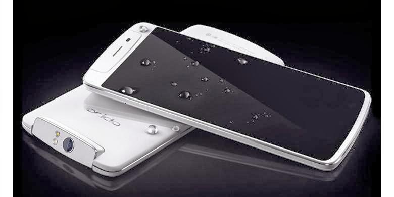 OPPO N1 Spesifikasi Lengkap dan Harga Ponsel Besar dengan Kamera Putar