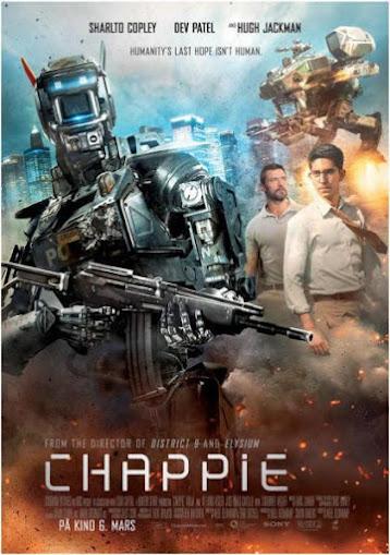 Chappie (2015) จักรกลเปลี่ยนโลก HD [พากย์ไทย]