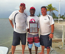 J/22 Race Cayman 2013 winners!