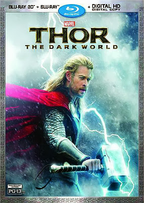 Filme Poster Thor: O Mundo Sombrio BRRip XviD & RMVB Legendado