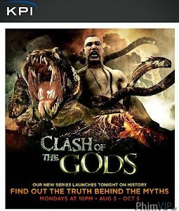 Quyền Năng Thần Thánh - Clash Of The God poster