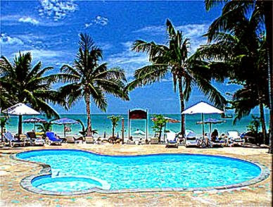 Seascape Beach Resort Koh Samui Thailand