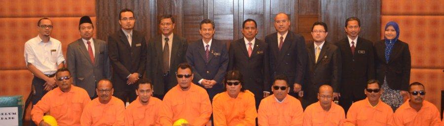 Panel Hakim Inovasi Majlis Daerah Batu Gajah