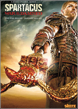 Spartacus: War of The Damned 3ª Temporada – Dublado- S03E01 WEB-DL