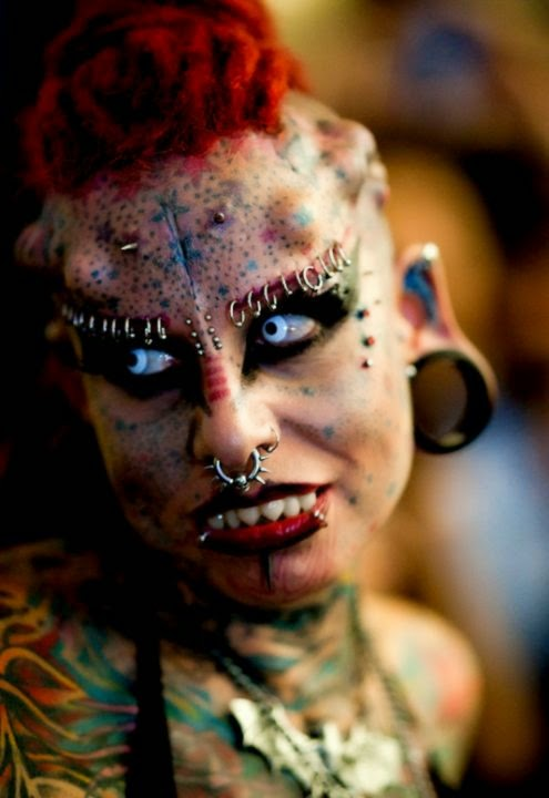 Tattoo Expo Pictures
