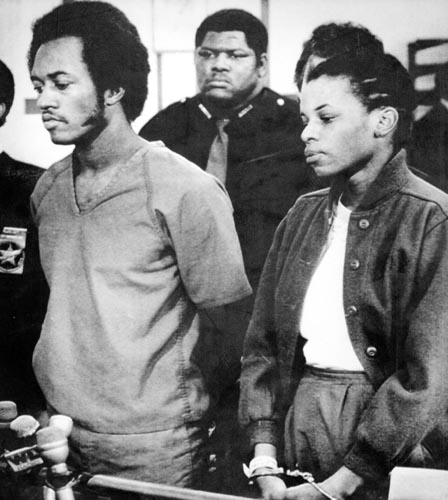Convicted Rapists and Killers Alton Coleman and Deborah Brown