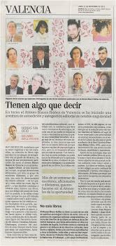 Artículo de Ricardo Bellveser