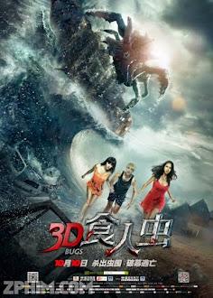 Quái Vật Biển - Bugs 3D (2014) Poster