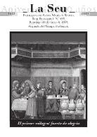 Hoja Parroquial nº493 - El primer milagro: fuente de alegría. 600 aniversario de la erección de la Iglesia Colegial Basílica de Santa María de Xàtiva.
