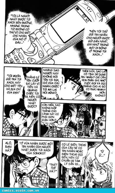 Detective Conan Chap 492 - Truyen.Chap.VN