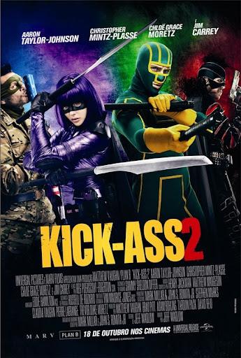 Assistir Kick-Ass 2 Dublado 2013