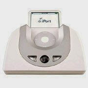 iPort FS-4 Free Standing iPod Docking System (white)