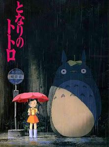Hàng Xóm Của Tôi Là Totoro - My Neighbor Totoro poster