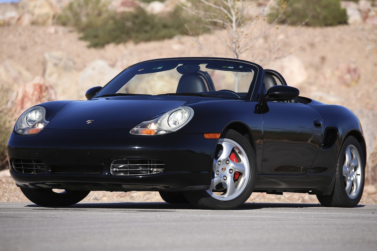 sell used 2002 porsche boxster s tiptronic 34k original. Black Bedroom Furniture Sets. Home Design Ideas