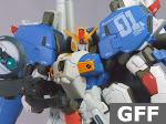 Earth Federation Forces (EFF) Task Force Alpha MSA-0011(Ext) Ex-S Gundam