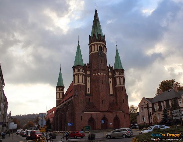 Wejherowo - Kościół Św. Stanisława Kostki