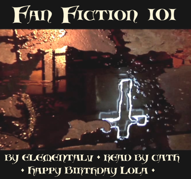 fan fiction 101 podcover