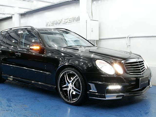 Amg G Wagon >> Mercedes E280 WAGON W211 Wald Bodykit   BENZTUNING