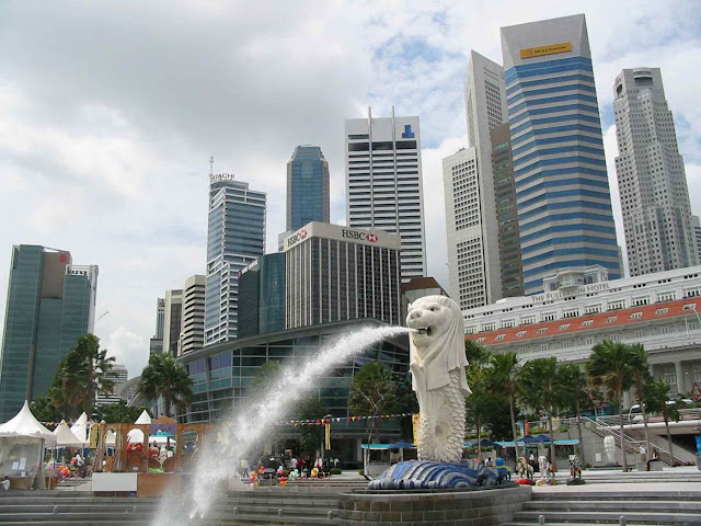 Singapore attraction