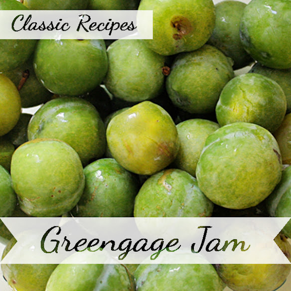 Wartime Greengage Jam recipes