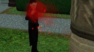 Погодный камень и вампир