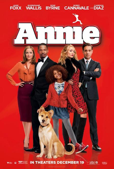 Άννυ (Annie) Poster