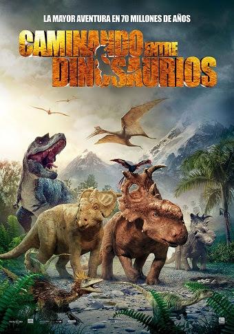 Caminando Con Dinosaurios 2013 Audio Latino AC3 5.1 448 kbps