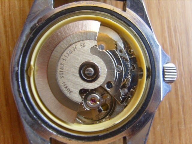 Vintage Hosam Dive Watch ETA 2872