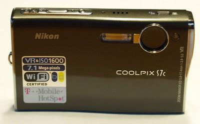 Nikon Coolpix S7c