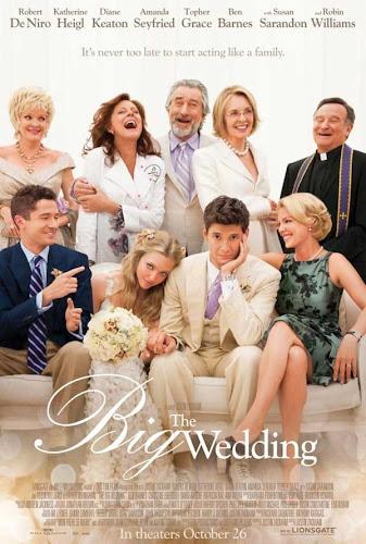 La gran boda, cartel