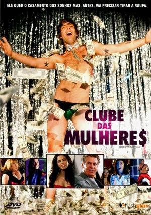 Filme Poster Clube das Mulheres DVDRip XviD Dual Audio & RMVB Dublado