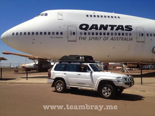 TeamBray 747