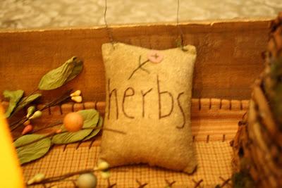 herb pillow