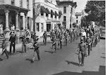Parade at North Union Street, 1946